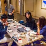 best yakiniku bbq meat in gotanda tokyo 五反田 最高の焼肉 うしごろ バンビーナ