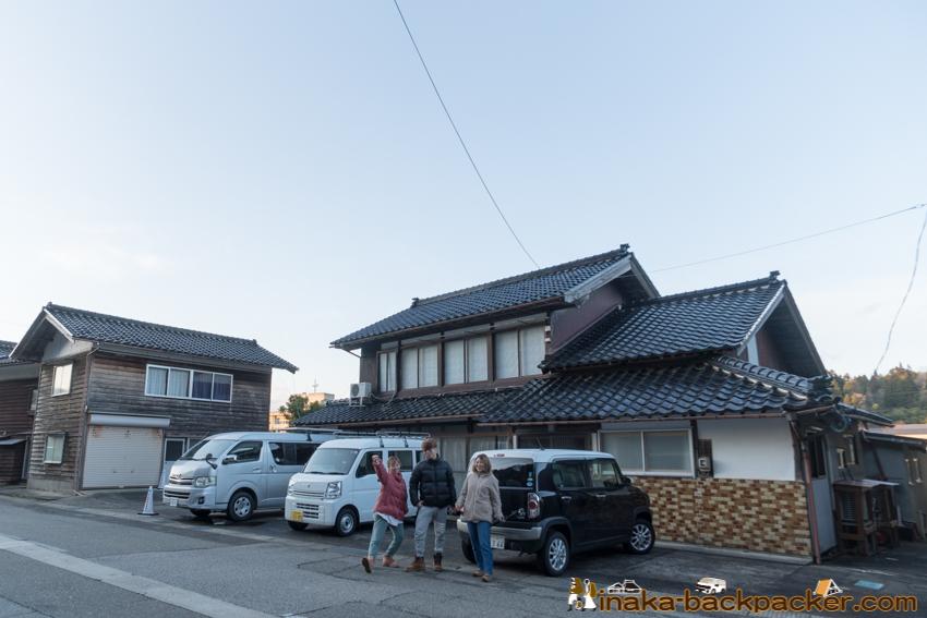 石川県 住める 長期滞在 車中泊 スポット