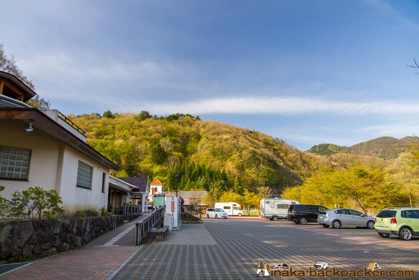 道の駅 富士山 キャンピングカー 車中泊