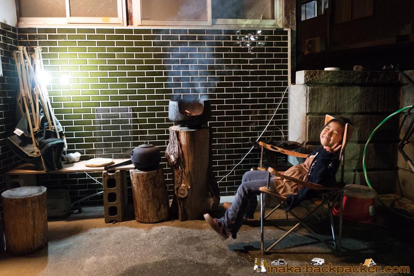 薪料理, 子育て 田舎, 毎日キャンプ 田舎 地方