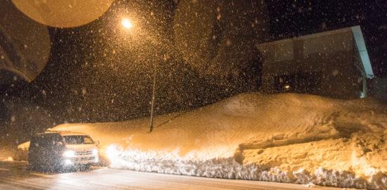 新潟 大雪 2021年1月 大寒 車旅