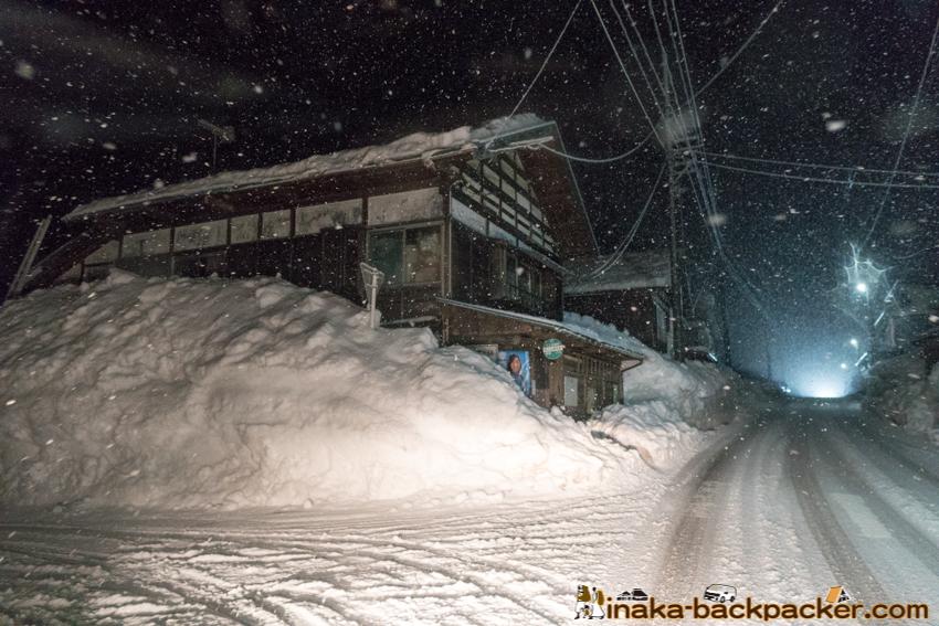 新潟 大雪 2021年1月