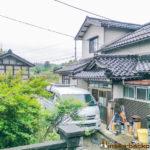 車中生活 田舎暮らし バンライフ 石川県 穴水町 岩車 vanlife anamizu ishikawa