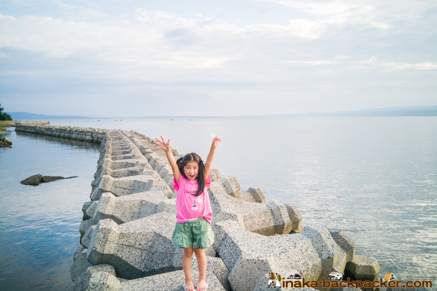 山海 田舎暮らし 子供 石川県 穴水町 岩車